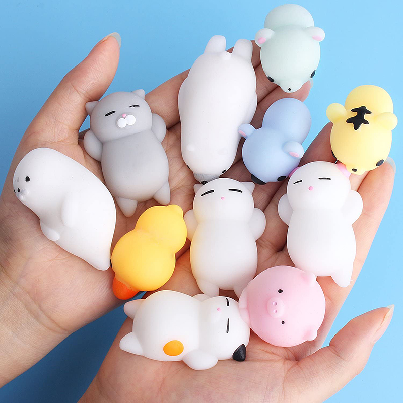 Animal Stress Relief Toys